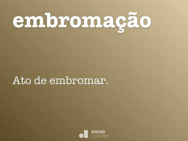 embroma��o
