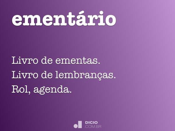 ement�rio