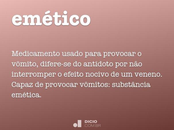 emético
