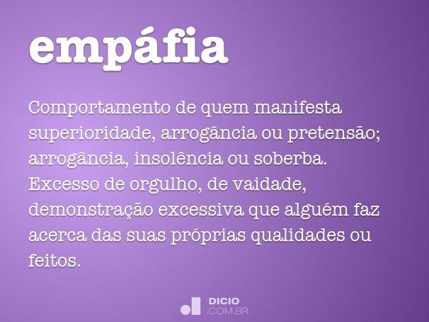 empáfia