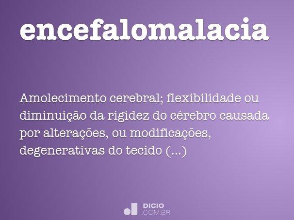 encefalomalacia