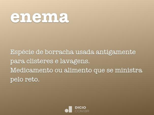 enema