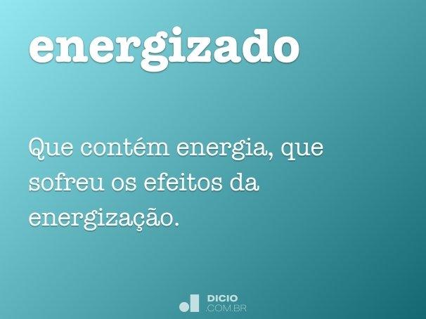 energizado