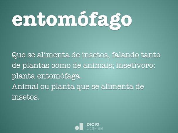 entom�fago