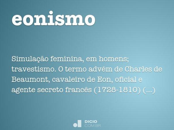 eonismo