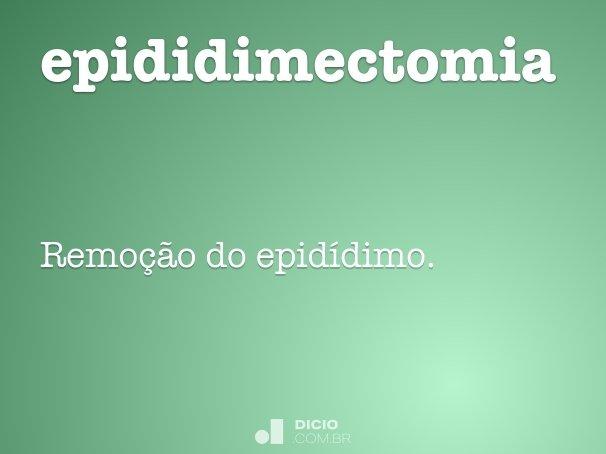 epididimectomia