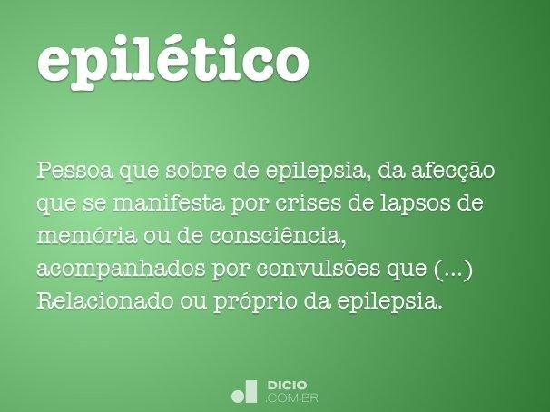 epil�tico