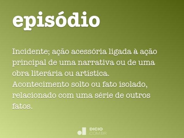 epis�dio