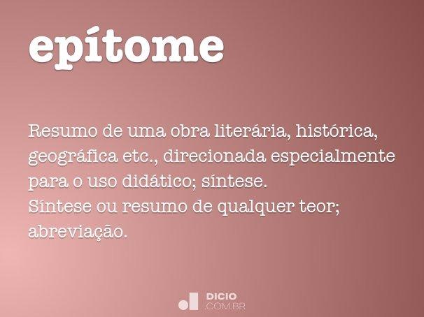 ep�tome