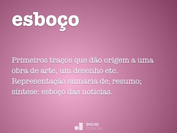 esbo�o