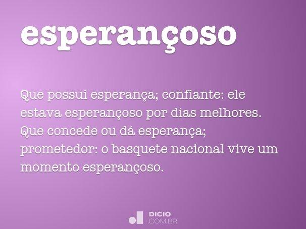 esperan�oso