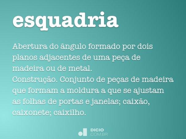 esquadria