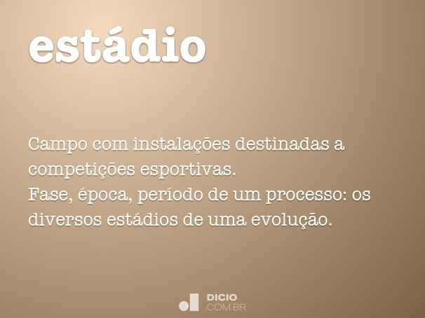est�dio