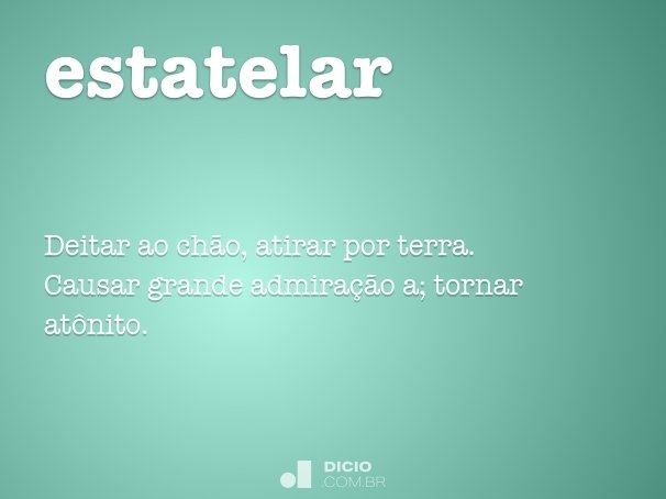 estatelar