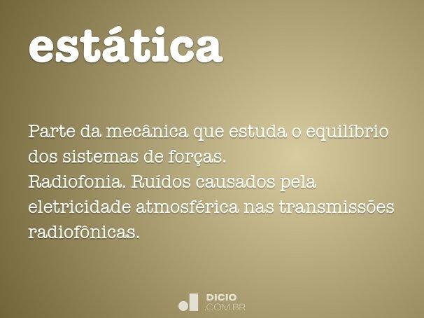 est�tica
