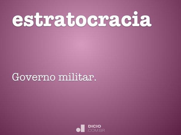 estratocracia