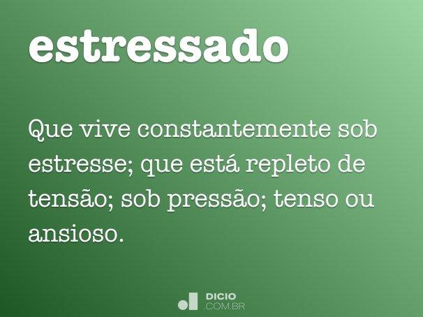 estressado