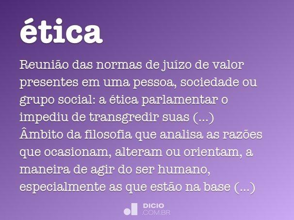 �tica