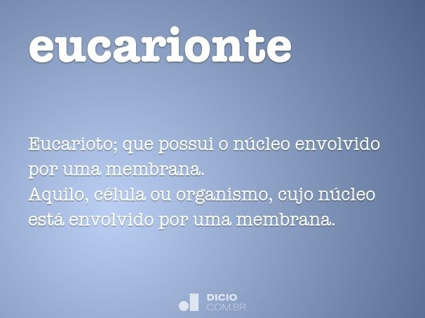 eucarionte