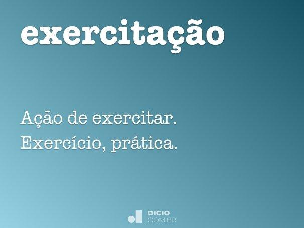 exercitação