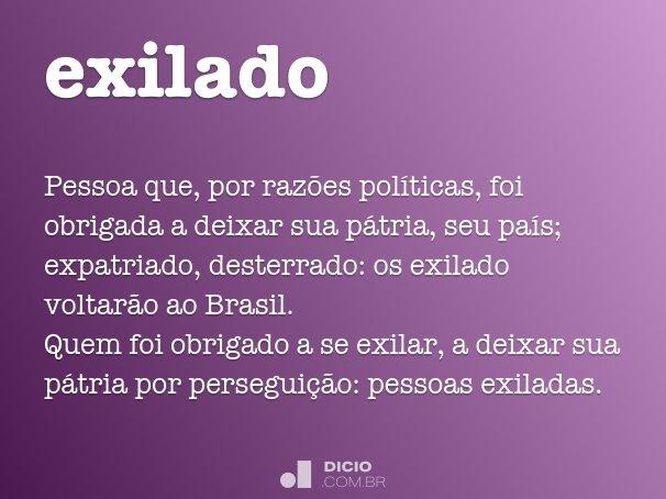 exilado