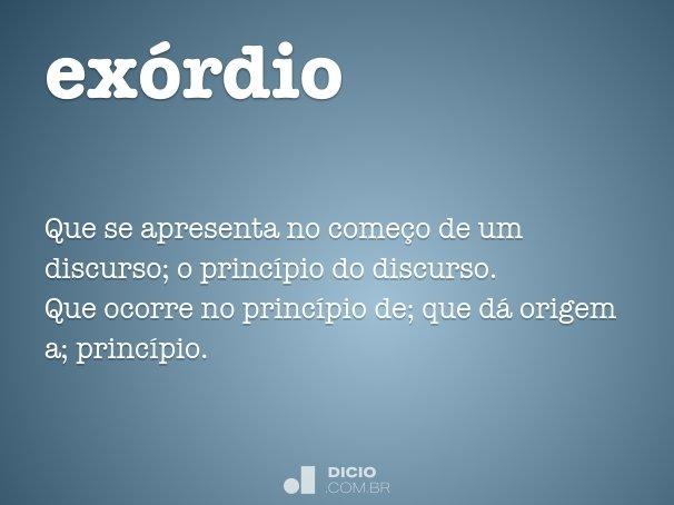 ex�rdio