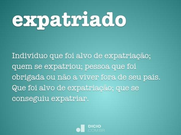 expatriado