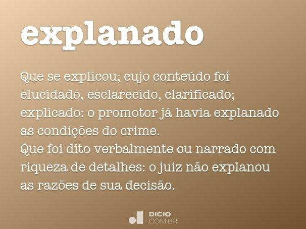 explanado