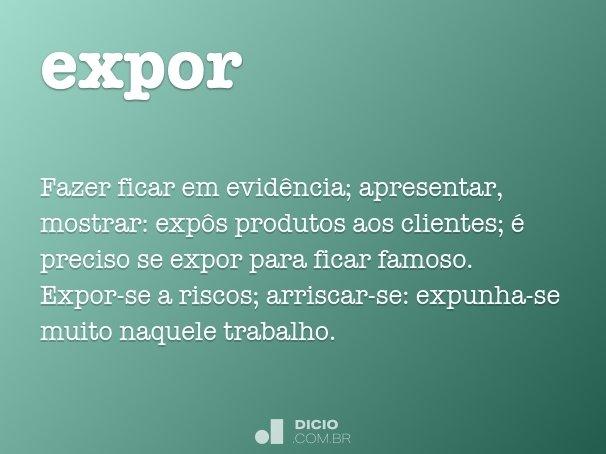 expor