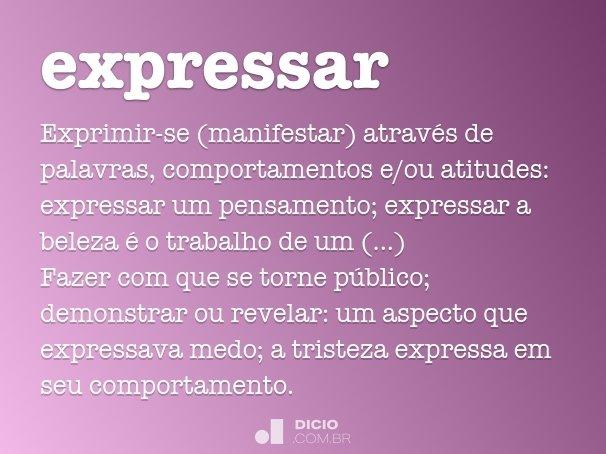 expressar