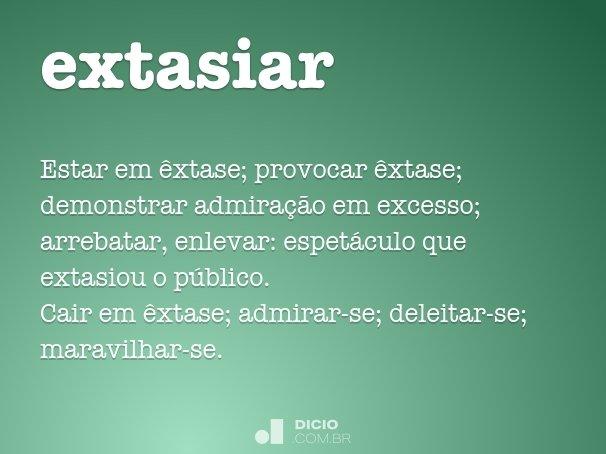 extasiar