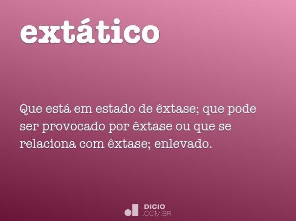 extático