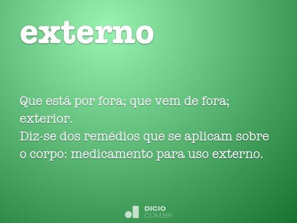 externo