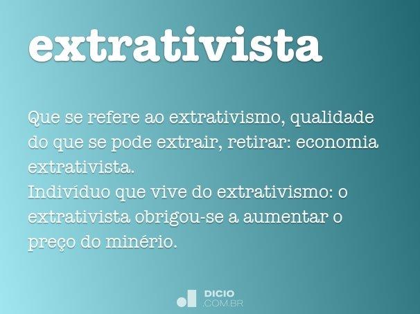 extrativista