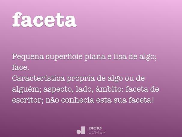 faceta