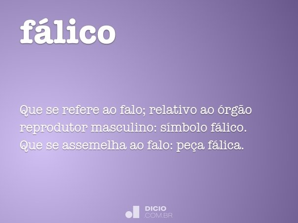 f�lico