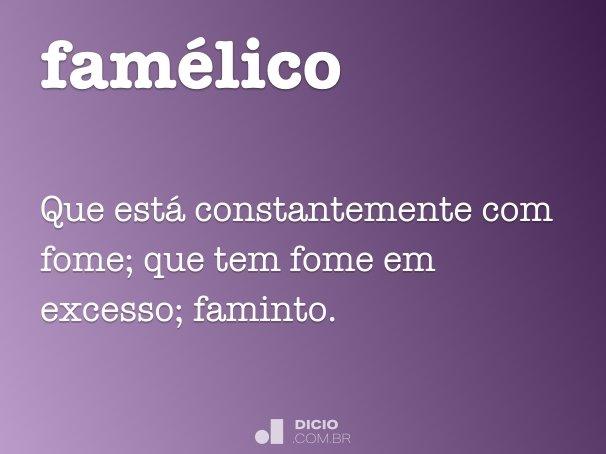 famélico