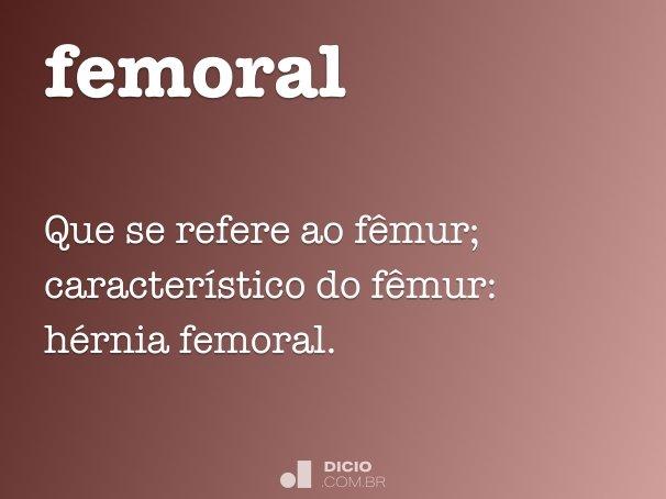 femoral