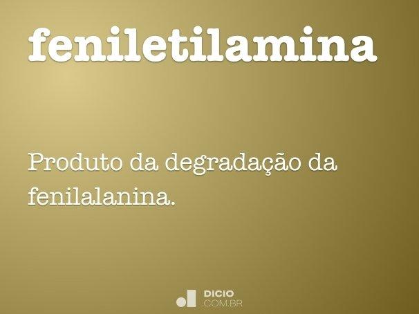 feniletilamina