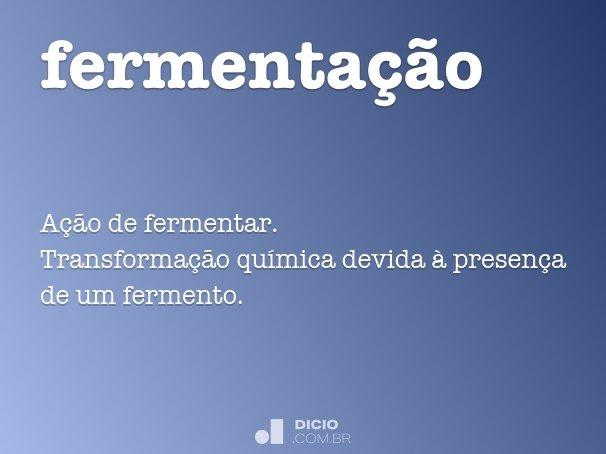 fermenta��o
