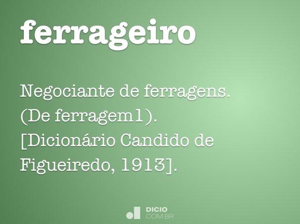 ferrageiro