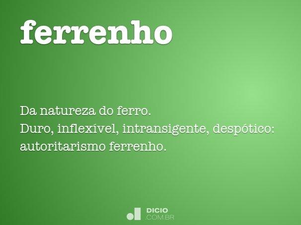 ferrenho