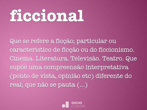 ficcional