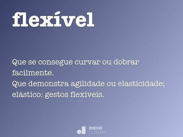 flex�vel