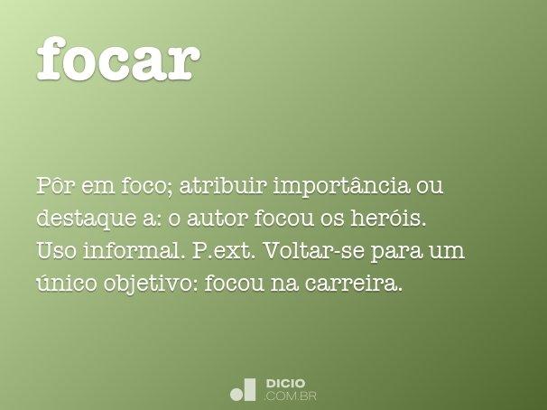 focar