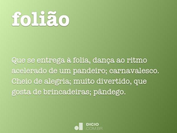 foli�o