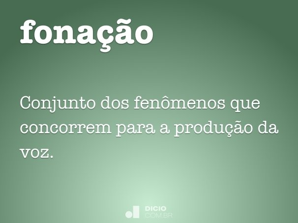 fona��o