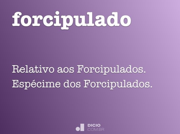 forcipulado