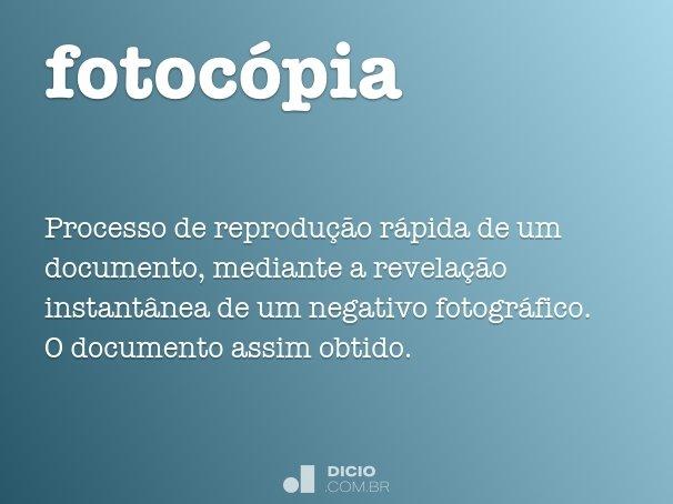 fotoc�pia