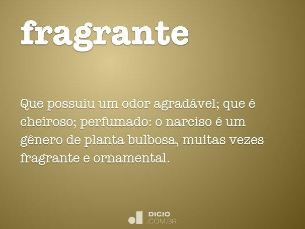fragrante